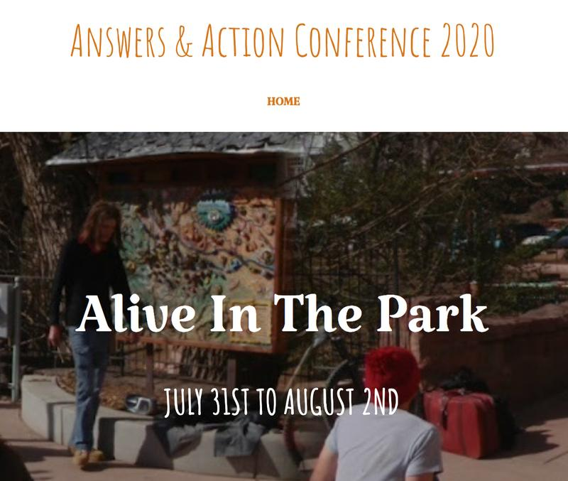 2020 Answers and Action Conference