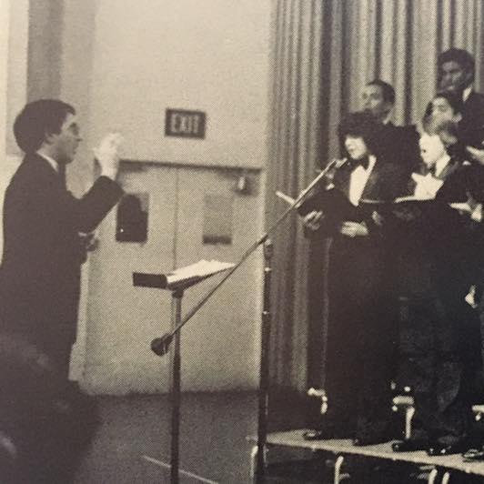 Ron Frezzo's Farewell Alumni Concert