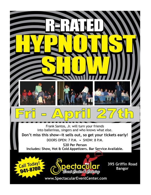 R-Rated Hypnotist Show