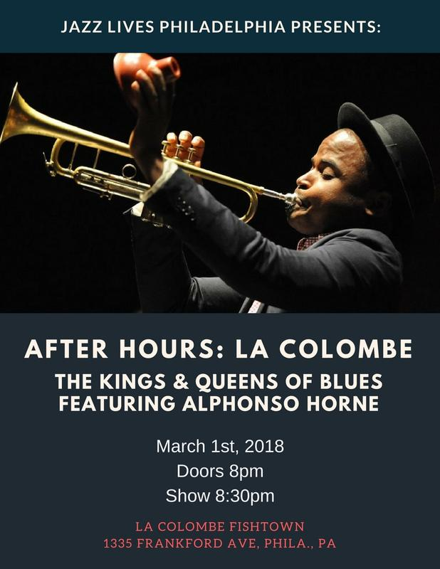 After Hours: La Colombe