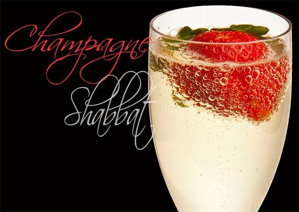 Champagne Shabbat: A SWFS Community Oneg