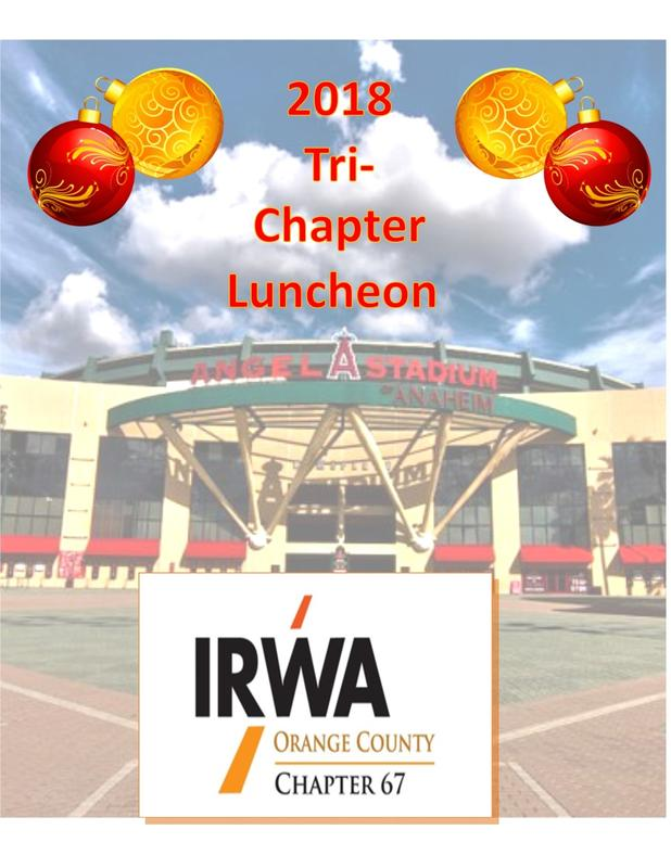 Tri-Chapter Luncheon 2018