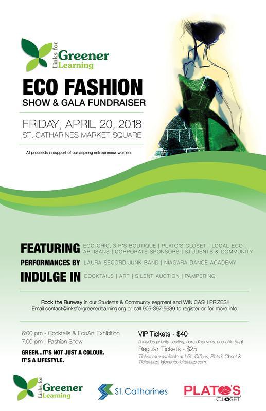 Eco Fashion Show & Gala Fundraiser