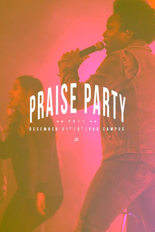 PRAISE PARTY 2017