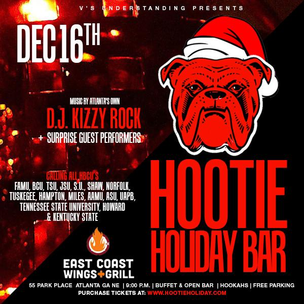 The Hootie Holiday Bar