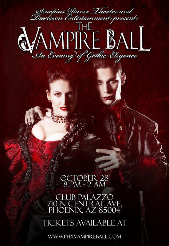 The Vampire Ball