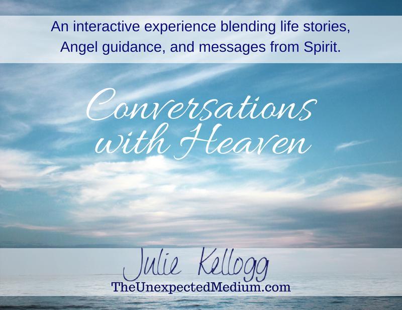 Conversations with Heaven (St. Paul, Ks)