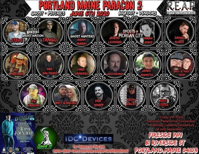 Portland Maine ParaCon
