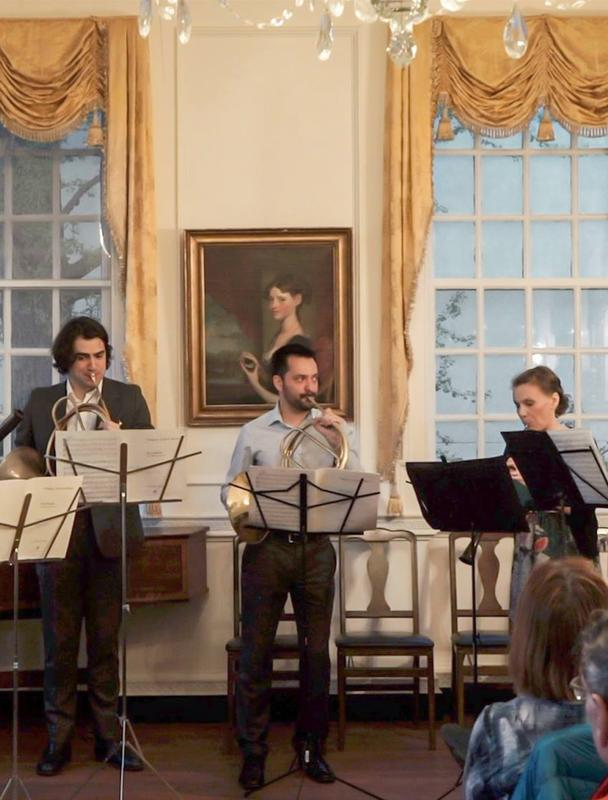 The PhilaLandmarks Early Music Series