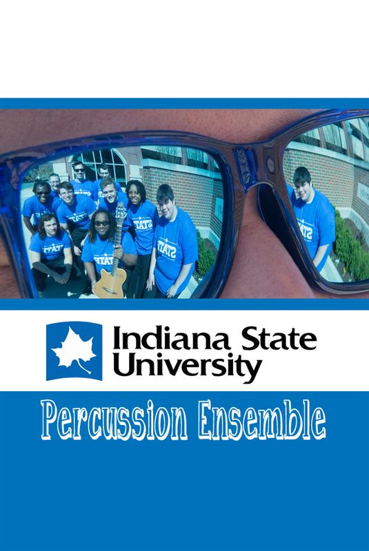 Indiana State University Percussion Ensemble