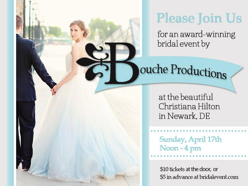 """The Annual """"I Do"""" Delaware Bridal Show and Expo"""