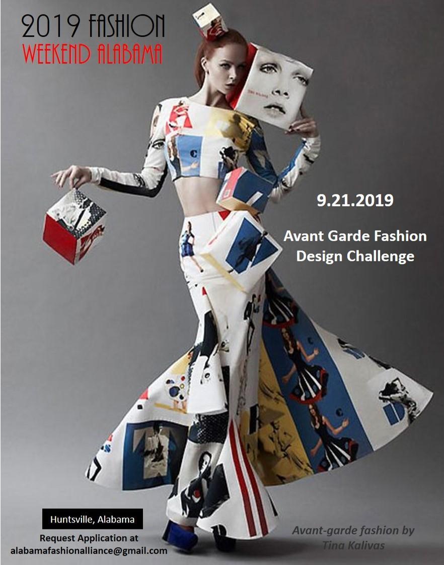Avant Garde Fashion Design Challenge Entry Fee 2019 Fashion Weekend Tickets In Huntsville Al United States