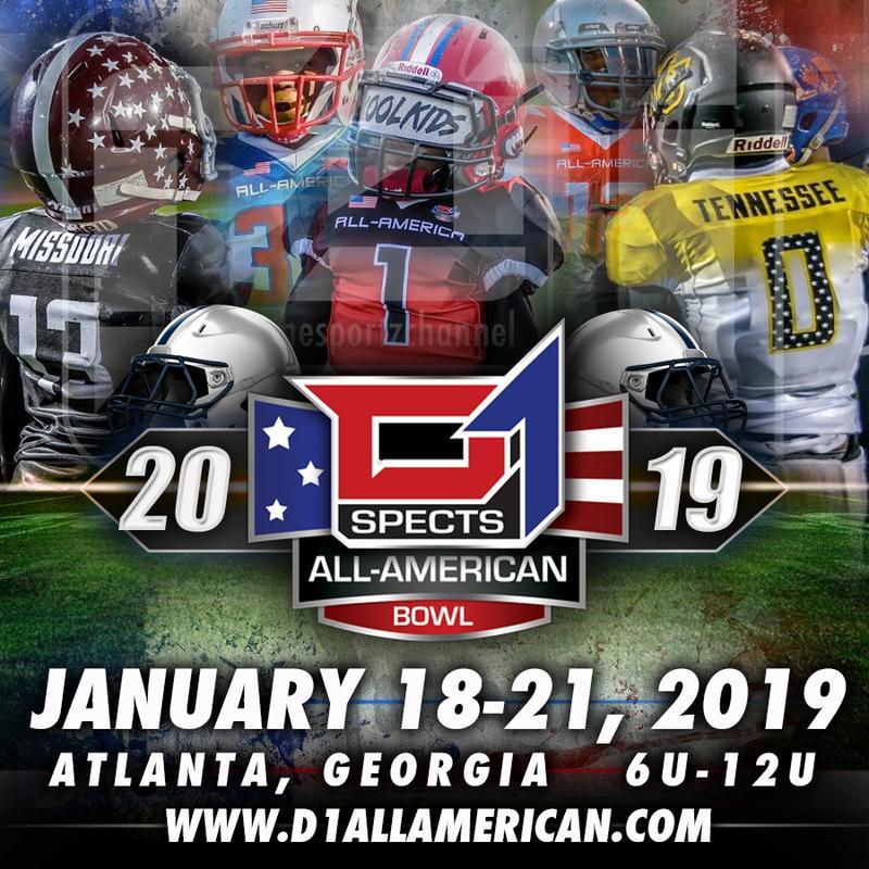 5th Annual D1 All American Bowl - Atlanta