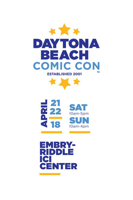 Daytona Beach Comic Con