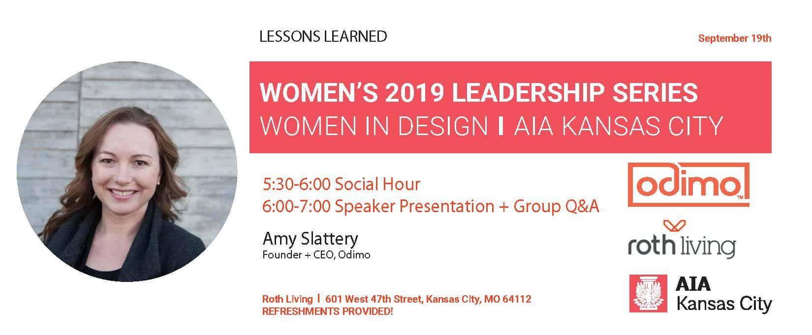 Women in Design | Women's 2019 Leadership Series