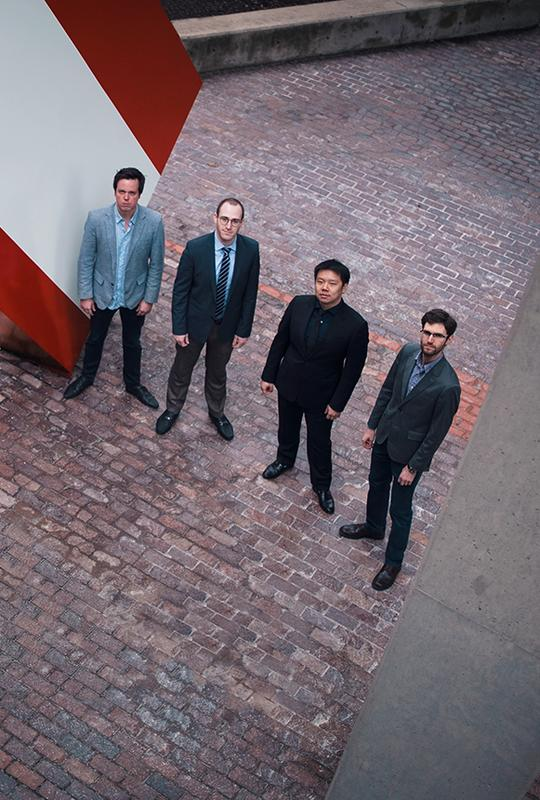 icarus Quartet   Piano & Percussion