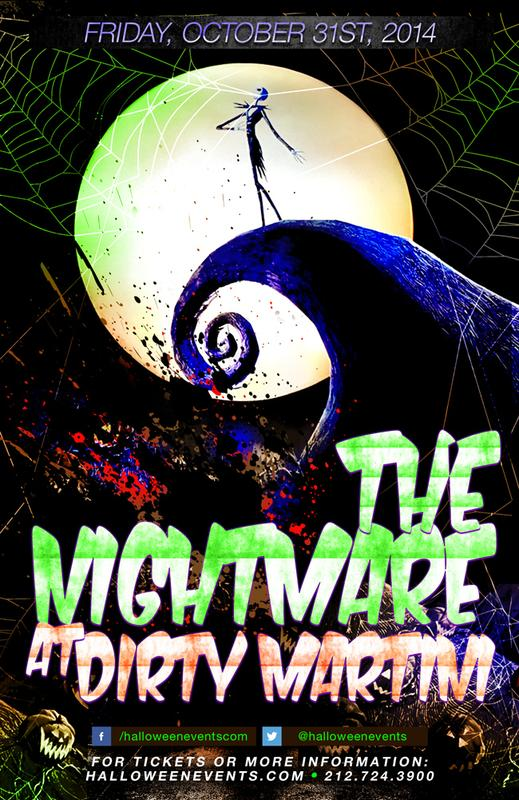 The Nightmare at Dirty Martini