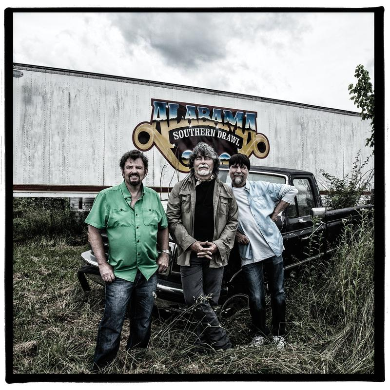 Alabama: Southern Drawl Tour 2017